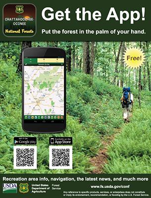CONF app flyer