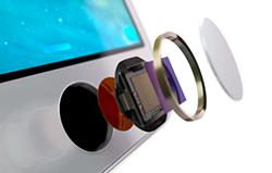5S fingerprint sensor